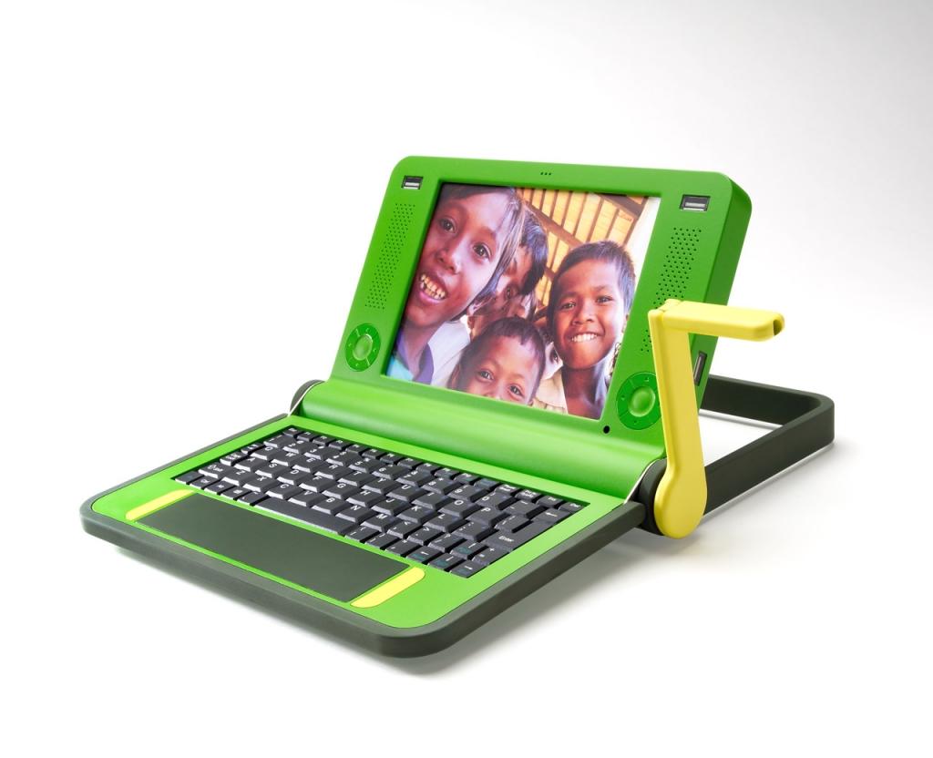 100$-os laptop