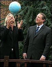 Branson és Gore