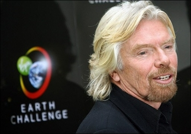 Branson - Earth Challenge