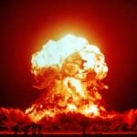nukleáris robbanás