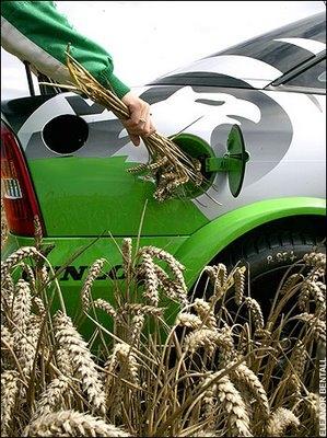 bio-üzemanyag?