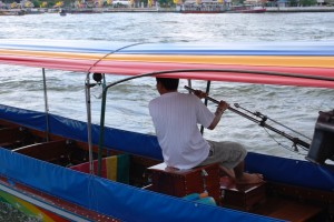 Hajózás a Chao Praián