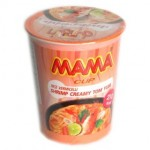 mama tom yum soup