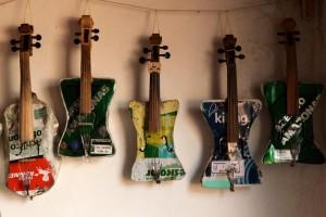 landfill gitárok